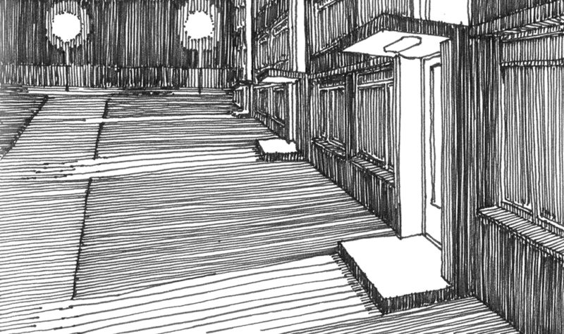 tekeningen, lijn Sportlaan (of elders kan ook)
