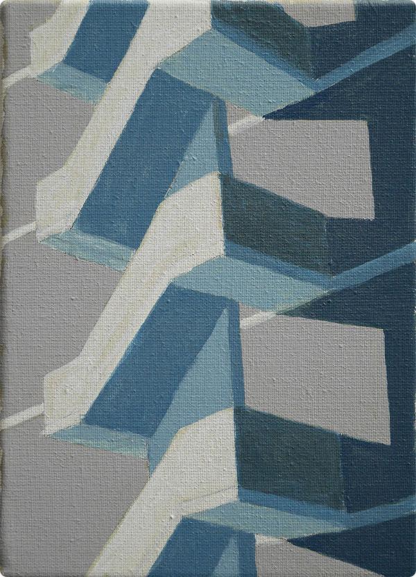 schilderijen Trappenhuis 2