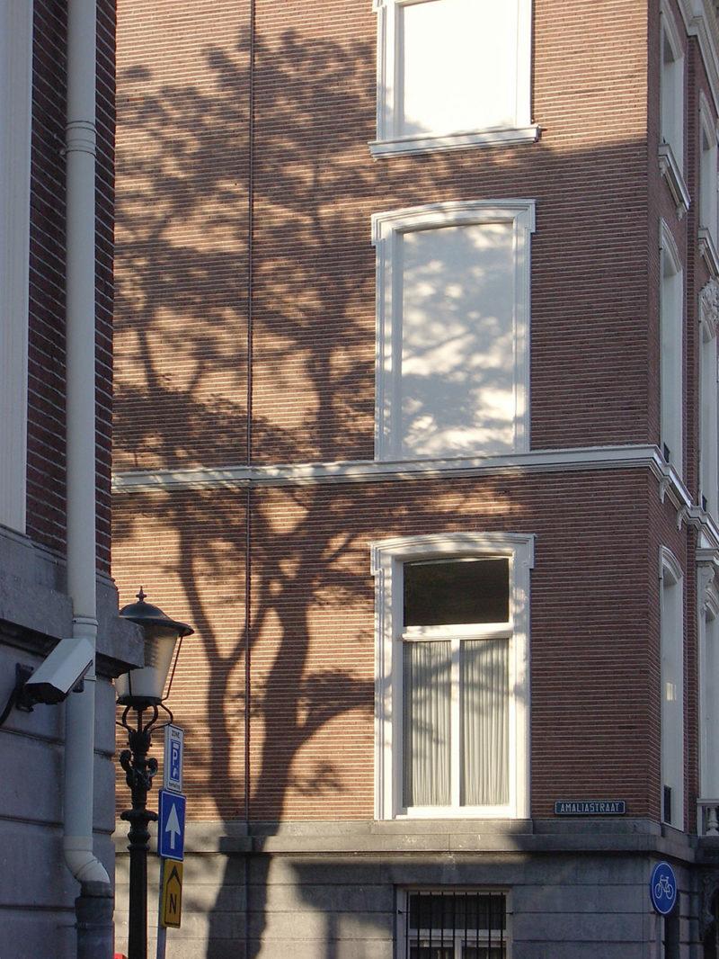 foto's Amaliastraat, Den Haag