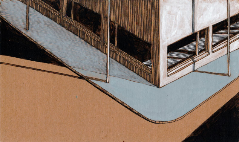 tekeningen, kleur Buitenhoek