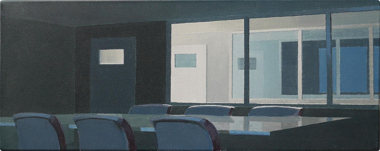 schilderijen Vergaderzaal